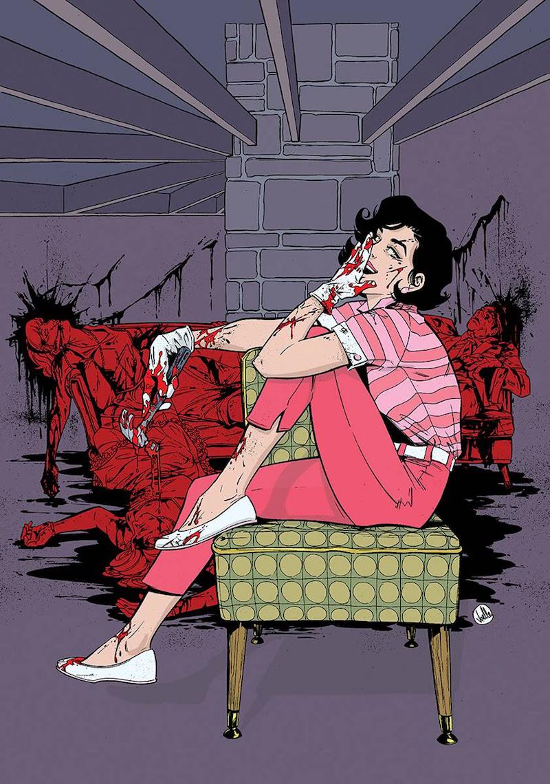 Lady Killer 2 #1 1