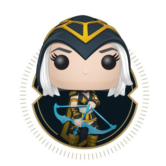 League of Legends Pop 1