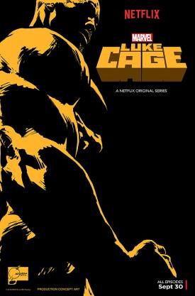 Luke Cage Poster