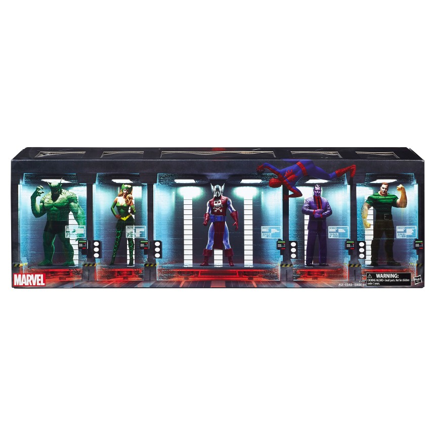 Marvel The Raft Legends SDCC Collection_pkg