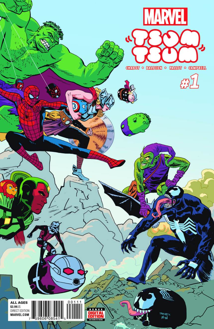 Marvel_Tsum_Tsum_1_Cover