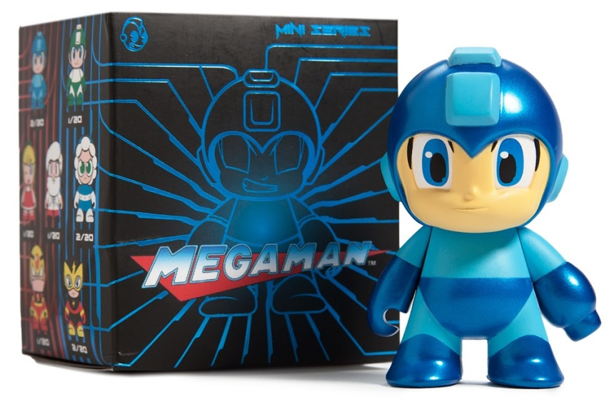 Mega Man Metallic 3-inch Figure