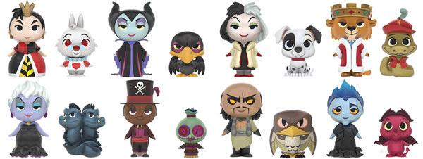 Mystery Minis Disney Villains 2
