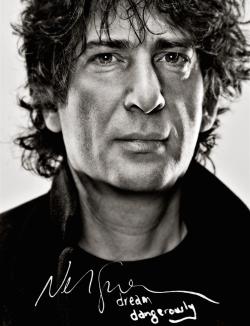 Neil Gaiman Dream Dangerously