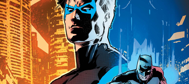 nightwing #1 featured