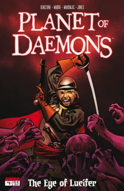 PLANET OF DAEMONS