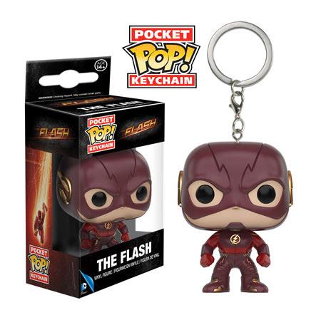 Pocket Pop! Keychain Arrow & The Flash 2