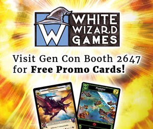 Promo Cards & Events at Gen Con