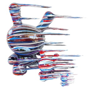 Save America Blown Away Dunny Series 2