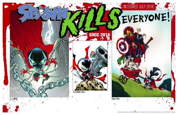 SDCC Spawn Kills