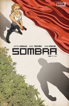 Sombra #1 Main Cover by Jilipollo