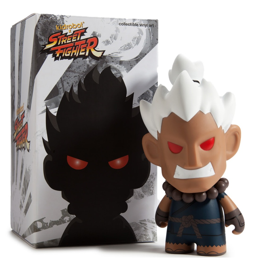 "Street Fighter ""Shin Akuma"" 7-inch Figure"