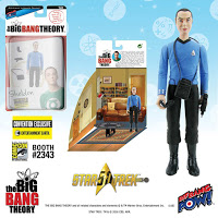 The Big Bang Theory & Star Trek in New 50th Anniversary Exclusive 2
