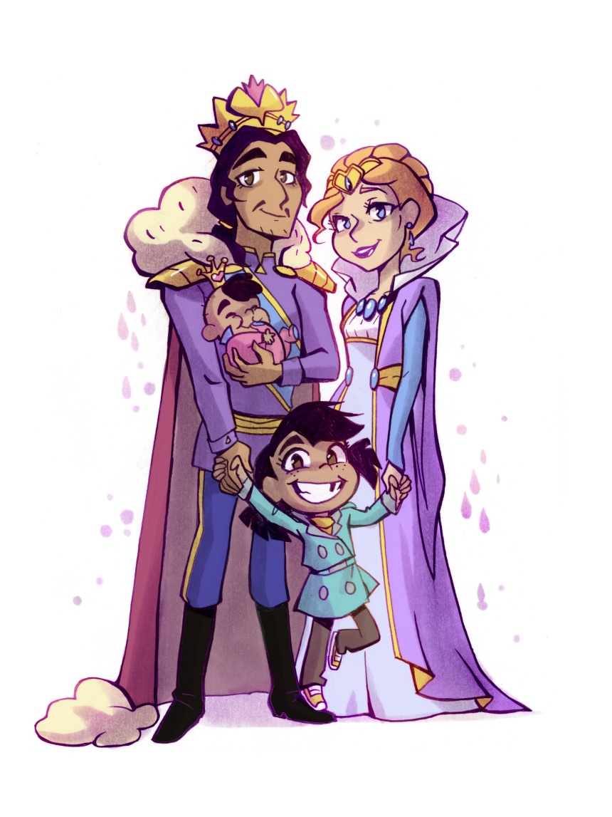 The Titan Kingdom Royal Family by Brianne Drouhard