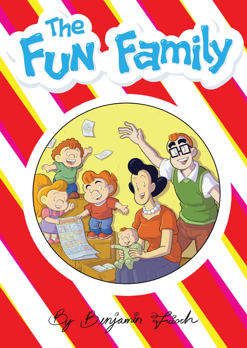 TheFunFamily-frontCover