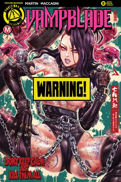 Vampblade_issuenumber8_coverF_solicit