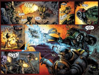 Warhammer 40,000 Preview Page 2