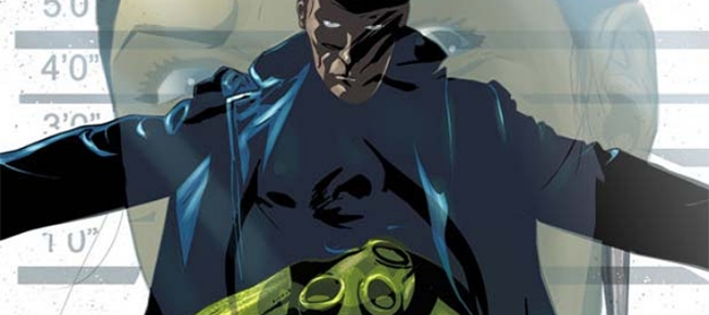weird detective #2 featured