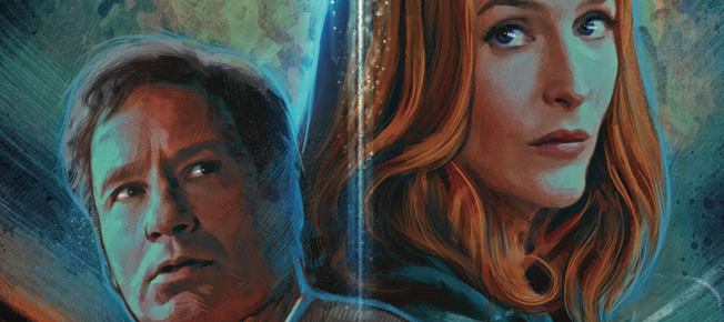 xfiles annual 2016 featured
