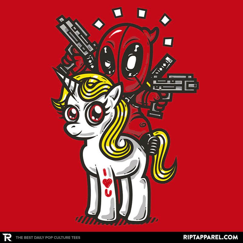 A Merc, 2 Guns, & A Unicorn