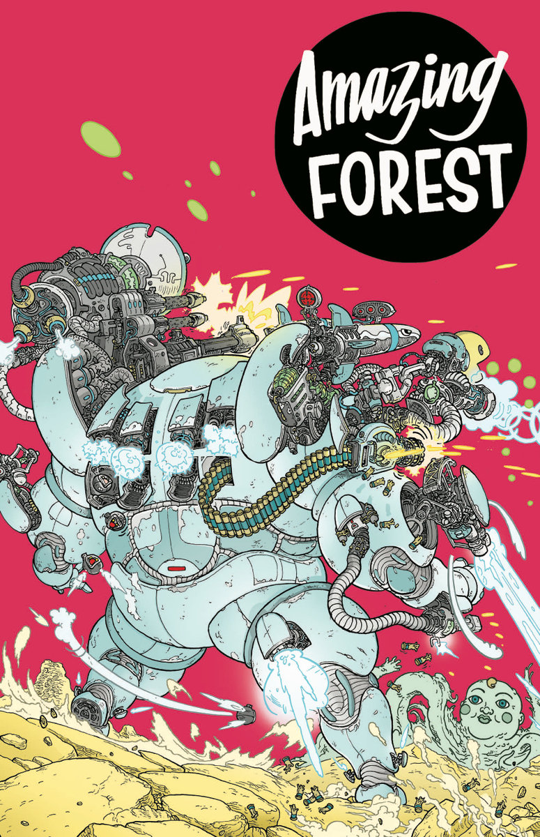 AmazingForest_TPB-Cover