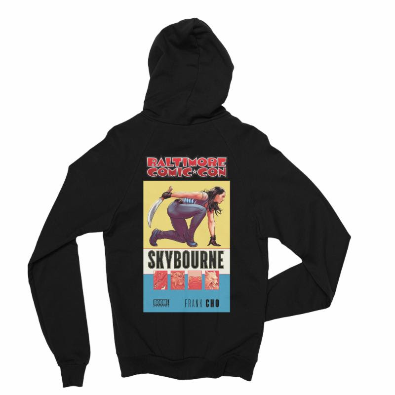 Baltimore Comic-Con Skybourne Exclusive Cover hoodies