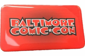 Baltimore Comic-Con swag 3