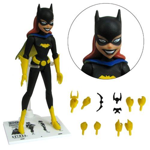 Batman The Animated Series Batgirl Action Figure