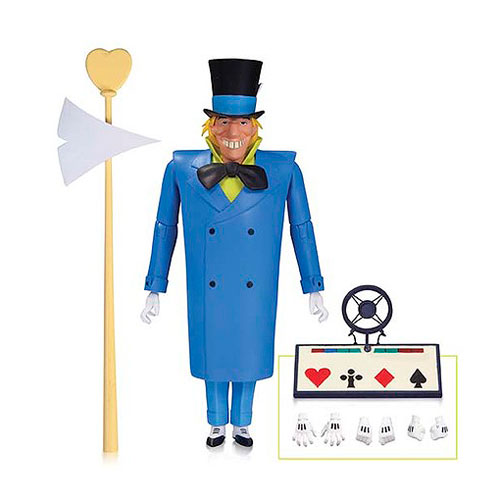 Batman The Animated Series Mad Hatter Action Figure