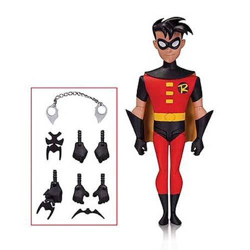 Batman The Animated Series New Batman Adventures Robin Action Figure