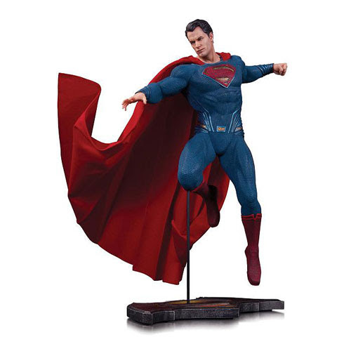 Batman v Superman Dawn of Justice Superman 1 6 Statue