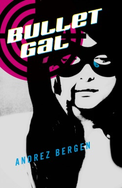 BULLET GAL novel cover250
