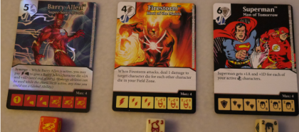 dc dice masters barry allen firestorm superman featured
