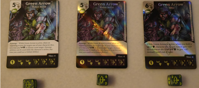 dc dice masters green arrow the flash green arrow featured