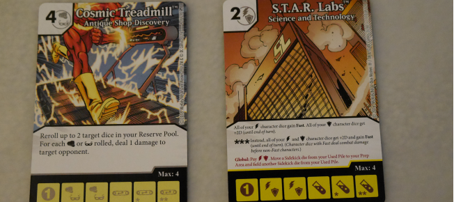 dc dice masters star labs cosmic treadmill featured
