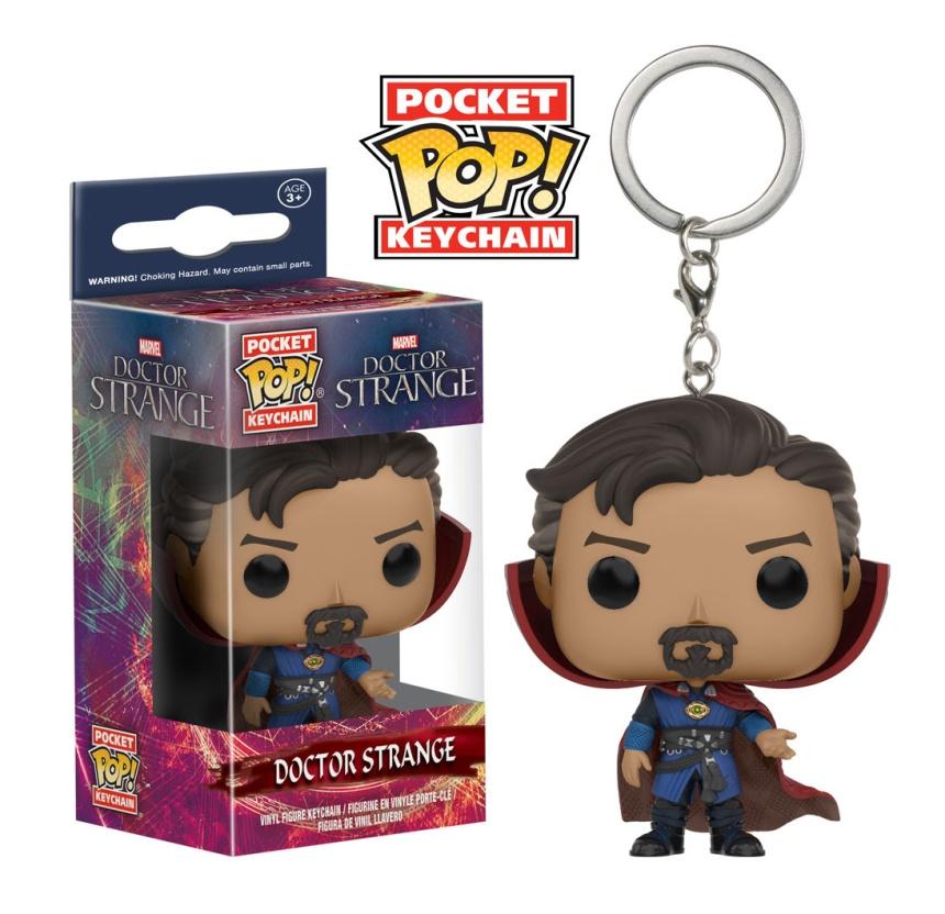 Doctor Strange Pop Keychain