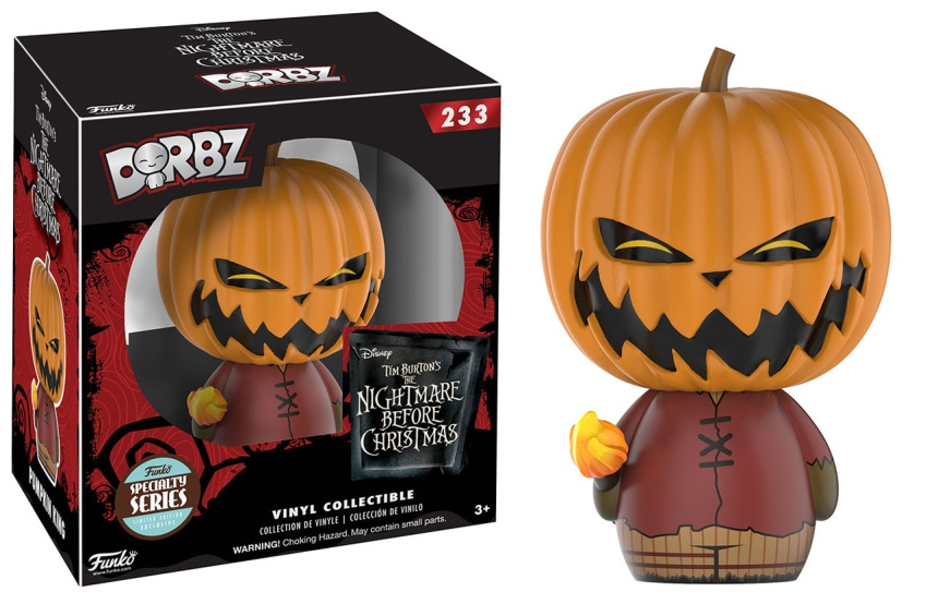 Dorbz Pumpkin King