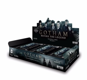 Gotham Trading Cards Season 1 1