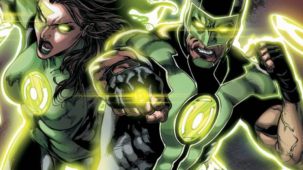 GREEN LANTERNS by Robson Rocha
