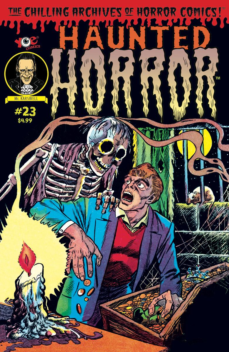 HauntedHorror_23-Cover