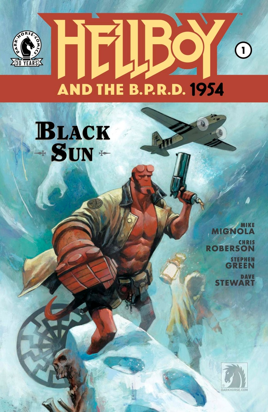 Hellboy and the B.P.R.D. 1954 -- The Black Sun #1 1