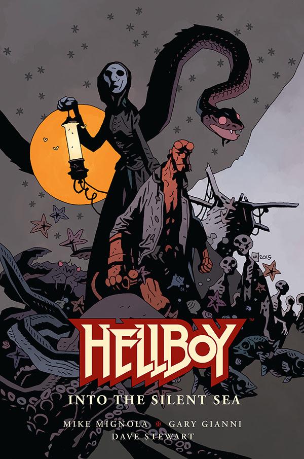 Hellboy Into the Silent Sea