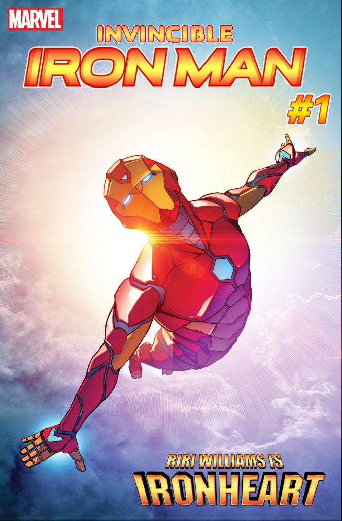 Invincible Iron Man #1 1