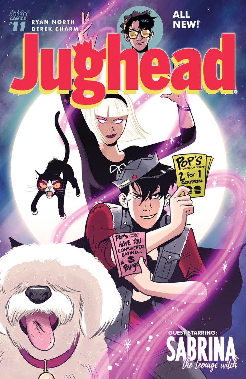 Jughead#11Charm