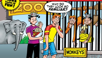 Preview: Jughead and Archie Comics Double Digest #16   Graphic Policy