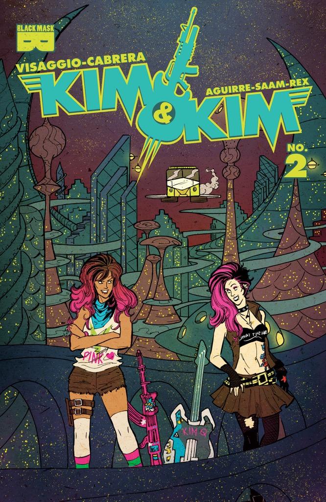 KIM & KIM #2 1