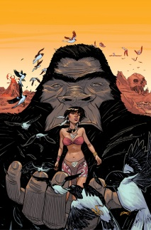 Kong of Skull Island #1 BCC Exclusive