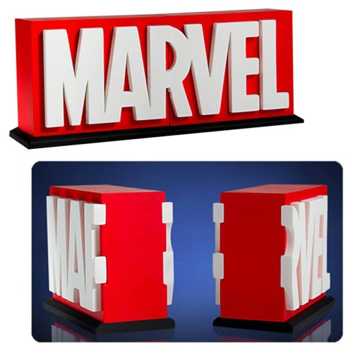Marvel Bookends for the Diehard Fan in You!