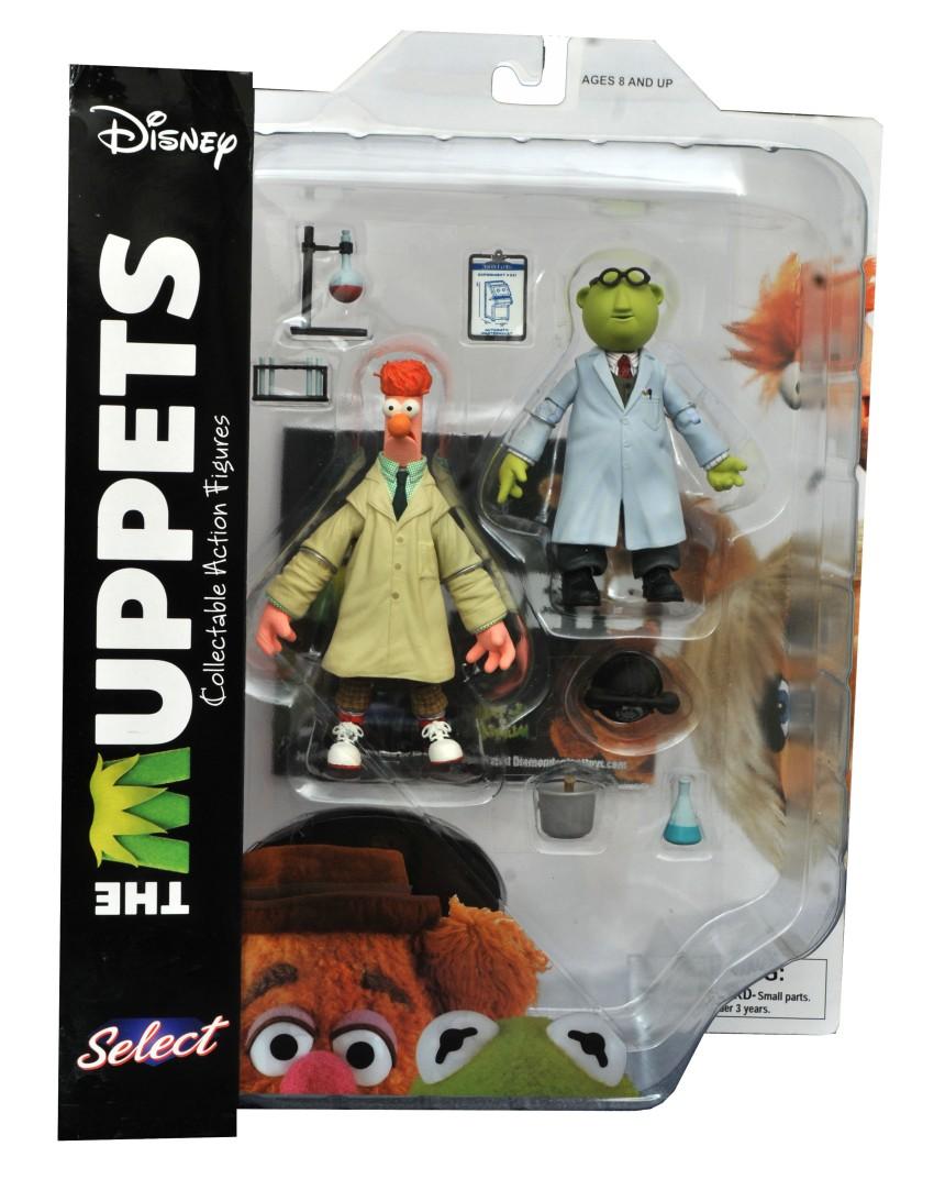 MuppetsBunsenPkg