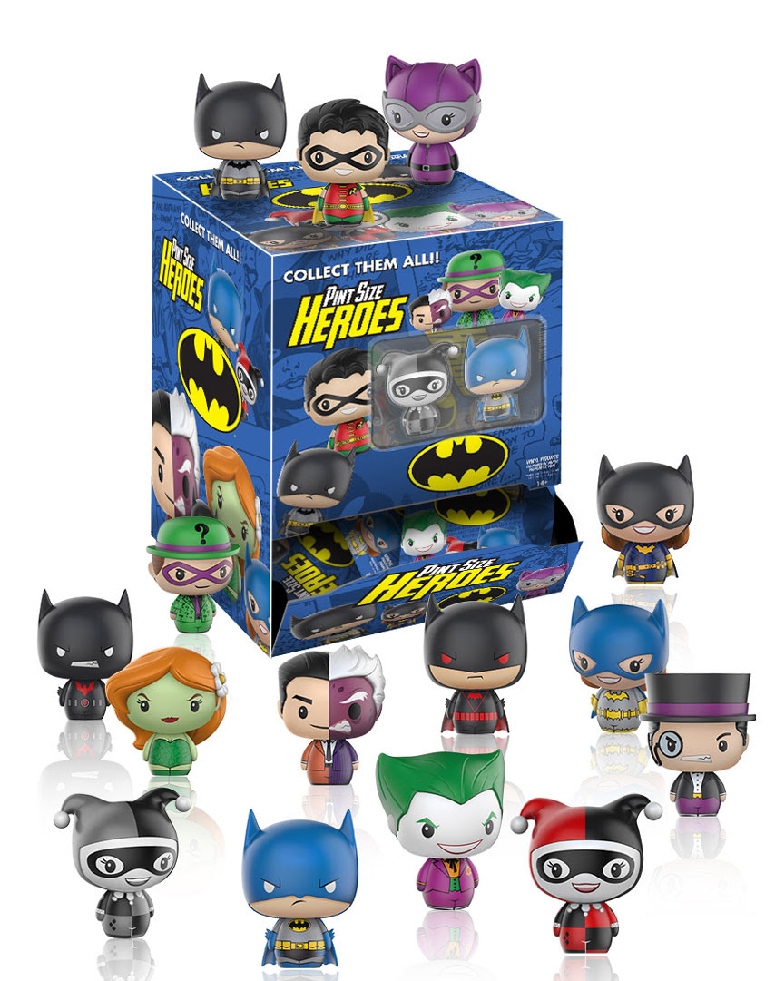 Pint Size Heroes - DC 1
